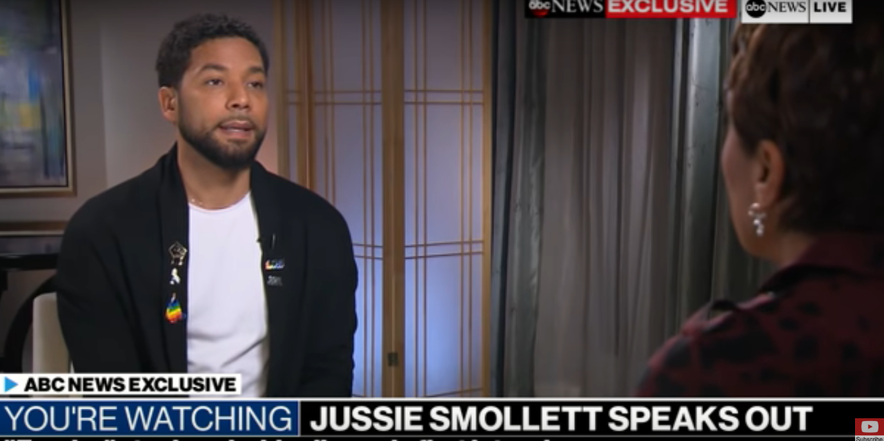 Smollett good morning america