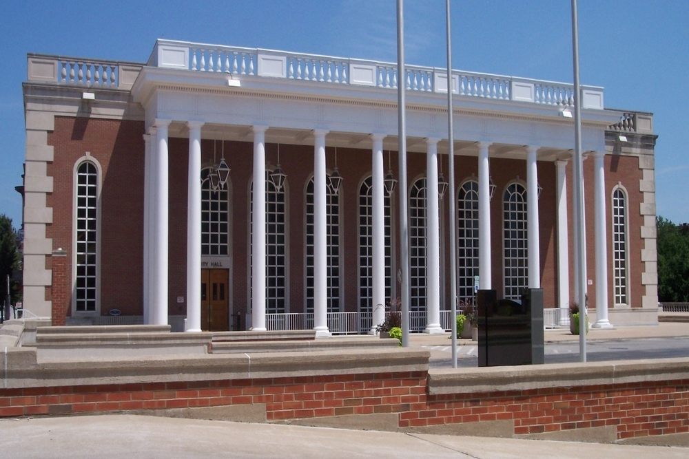 Quincy's City Hall, a city in which residents will pay over $17M in additional income taxes this year.