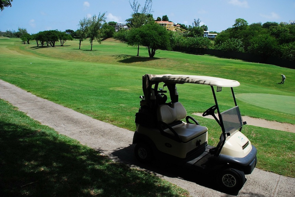 Colfax golf cart, ROV renewal stickers now available