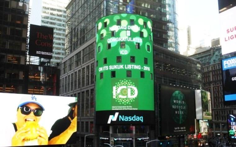 Wall Street congratulated the latest Sukuk listing.