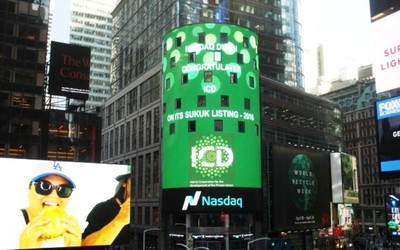 Wall Street congratulated the latest Sukuk listing.
