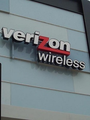 Large verizon