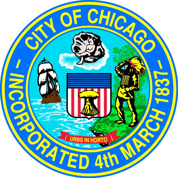 City of chicago logo1