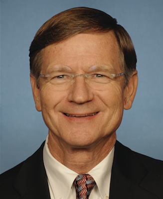 U.S. Rep. Lamar Smith (R-TX)