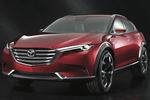 The new Mazda CX-4 marries styling from the Mazda6, CX-3 and CX-5 into one package.