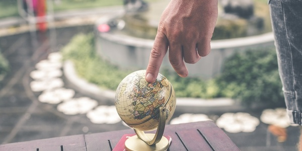Large globe 1280