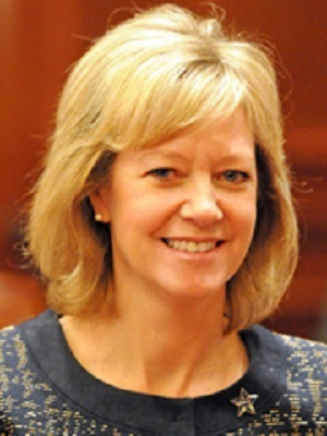 Illinois State House Rep. Jeanne Ives (R-Wheaton), gubernatorial candidate in next month primary, plan's to attend Sunday's ,