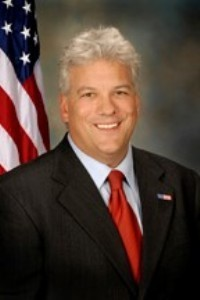 McHenry County Board Chairman Jack Franks