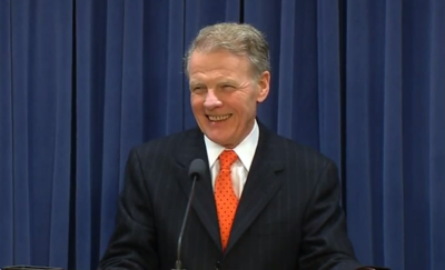 Illinois House Speaker Mike Madigan