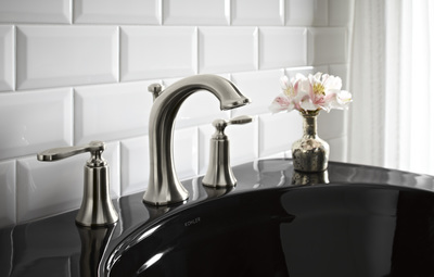 The Linwood Lavatory Faucet from Kohler.