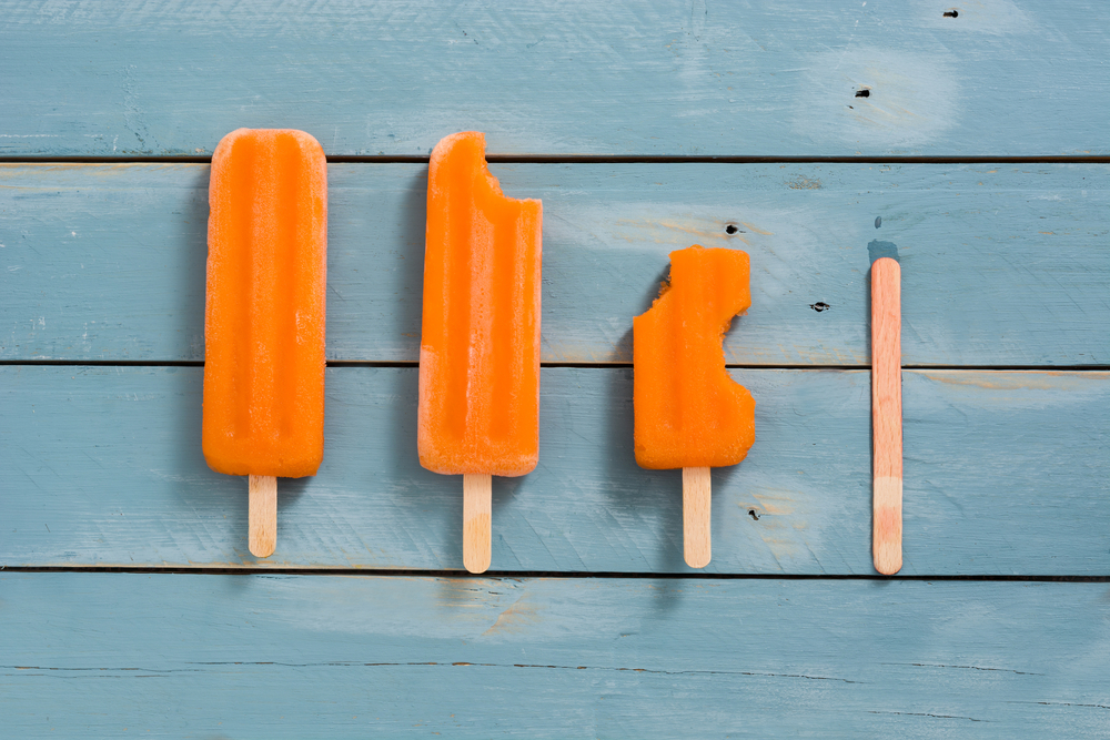Tim Berg and Rebekah Myers' transformative take on Popsicles.