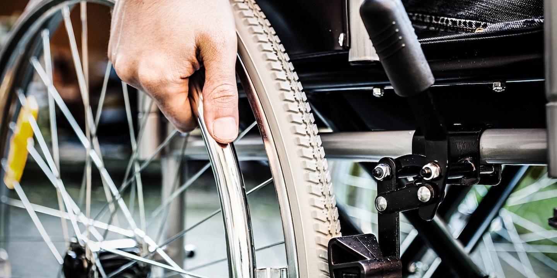 Wheelchair 08