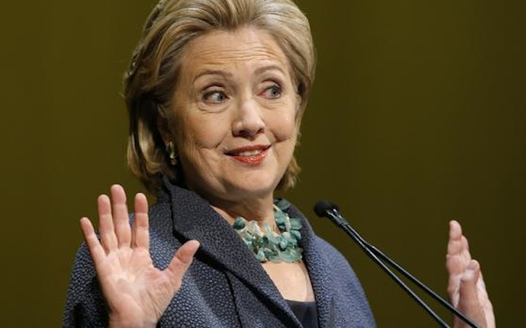 Hilliary Clinton, a Demcratic presidential candidate, is expected to attend a Nov. 2, 2015 debate in Iowa.