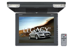 This monitor can create a small theater experience inside an automobile.