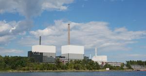 The Oskarshamn Nuclear Power Plant