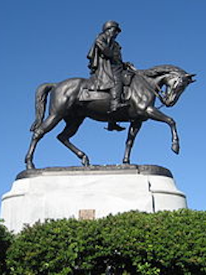 A court has ruled that for now statues of Confederate leaders can stay in New Orleans.