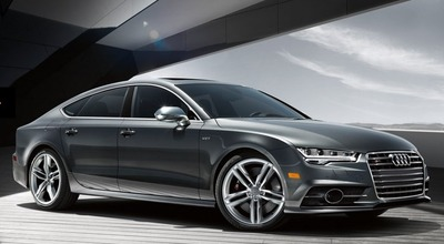 The 2014 Audi S7 is highly rated by the pros at Kelley Blue Book.