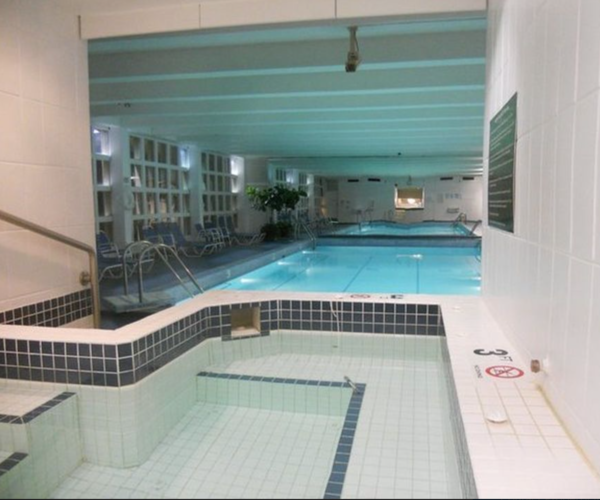 Orland Park Mayor Dan McLaughlin illegally received a property tax break on his Streeterville condo, which has a pool.
