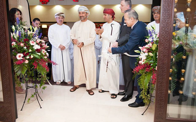 Coral Muscat Hotel and Apartments has officially opened in Oman.