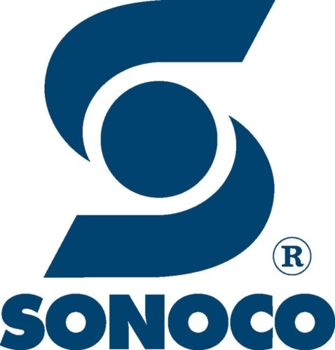 The live investor conference call webcast can be accessed via the Internet at www.sonoco.com.