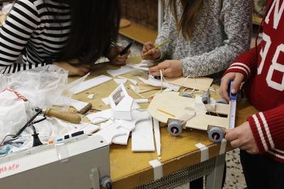Medium school workshop(1000)