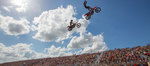 The fast-growing X Games has plenty of events for motor enthusiasts.