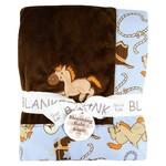 Cowboy Blanket: $27.99