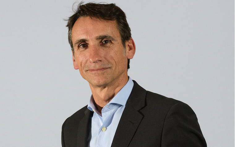 Alain Penel, Fortinet Middle East regional vice president