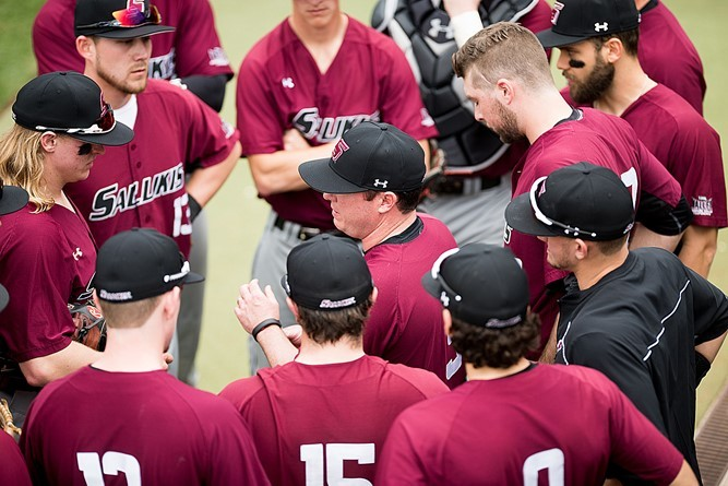 Former SIU assistant coach Ryan Strain was recently named head coach at Metro State University in Denver.