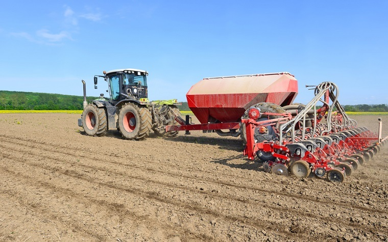 In Missouri, the planting average was up by 50 percent over the five-year average.