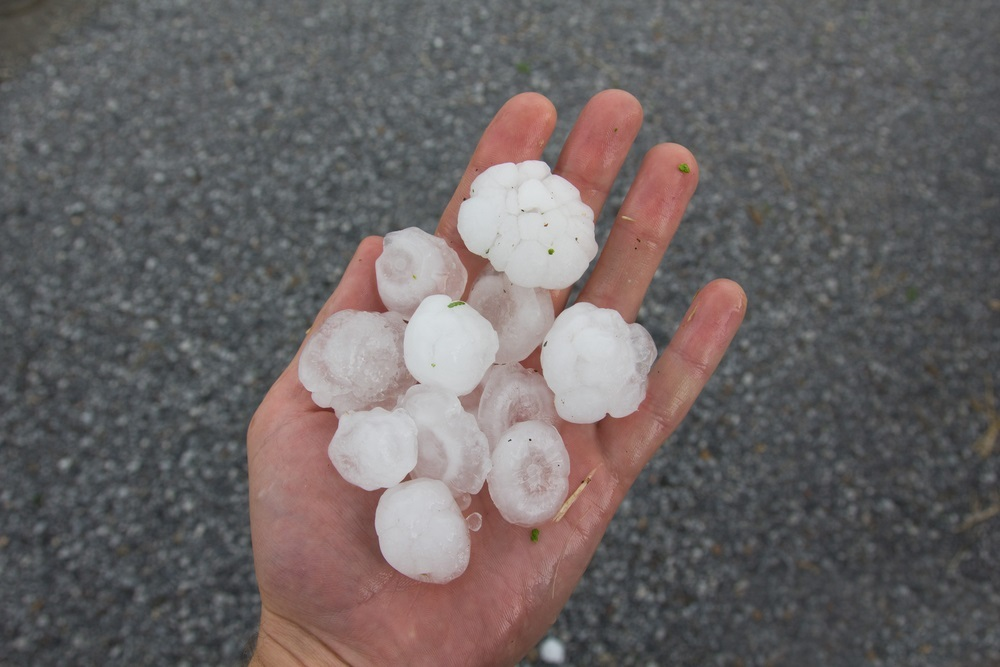 """One advocate said, """"Hailstorm lawsuit abuse has nothing to do with helping homeowners and everything to do with making storm-chasing lawyers rich."""""""