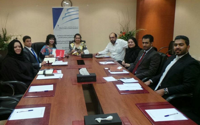 Bahrain Chamber of Commerce, AWIU discuss Arab Joint Business & Industry Exhibition