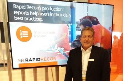 Steve Lewis says Rapid Recon's focus is to streamline dealers' acquisition to front line time.