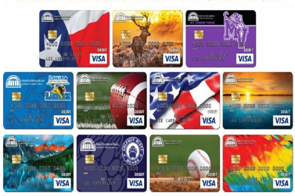 Debit cards offer an ease of accessibility thanks to online banking.