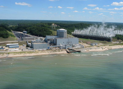 The Palisades Nuclear Plant in Mich.
