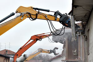 The Richmond Village Board amended its budget to allow for the demolition of a house.