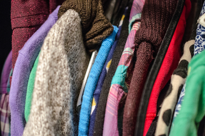 It's time to get the closet ready for sweater season.
