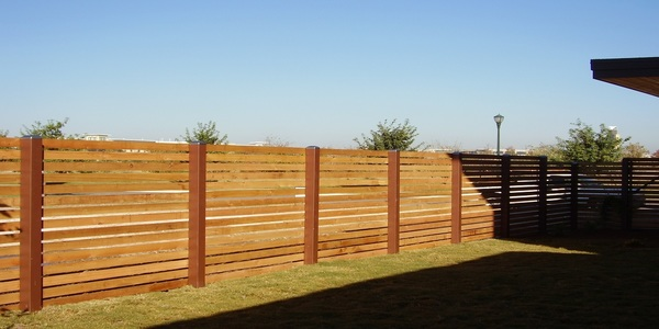 Large fencing