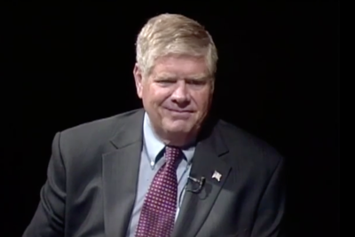 Illinois state Sen. Jim Oberweis (R-Sugar Grove)