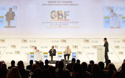 Dubai Chamber commissions economist report on Latin America