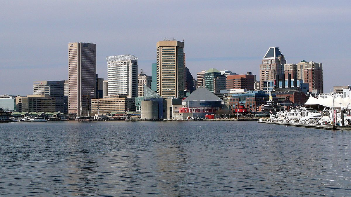 Baltimore sues oil and gas companies over catastrophic climate change