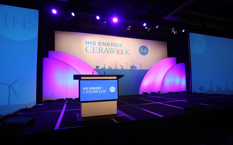 Saudi Arabian Minister of Petroleum and Mineral Resources Ali bin Ibrahim Al-Naimi will address the period of uncertainty in low oil prices at IHS Energy CERAWeek.