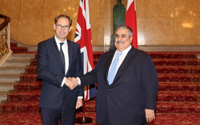 Bahraini-British Joint Working Group looks to keep peace