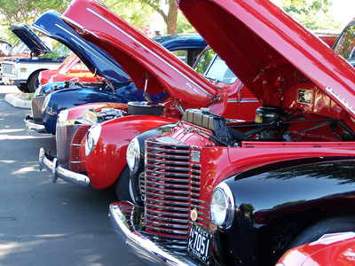 The annual GTACC show is a magnet for classics.