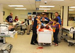 Loma Linda University medical team takes part in domestic preparedness training