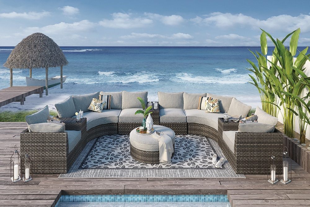 HOMEMAKERS FURNITURE: Your Guide To The Best Outdoor Fabrics For Patio  Furniture