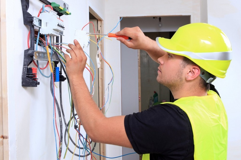 The program promotes the potential employment of specialty trade workers like electricians, plumbers and carpenters.