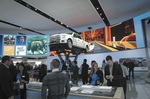 The Ford booth at the North American Auto Show looked more like an Apple store than a place to see cars. The idea of