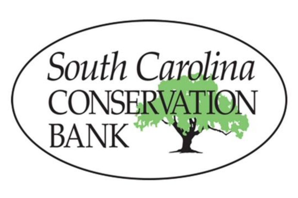 The bank has helped fund the set aside or purchase of 288,000 acres of property in South Carolina.