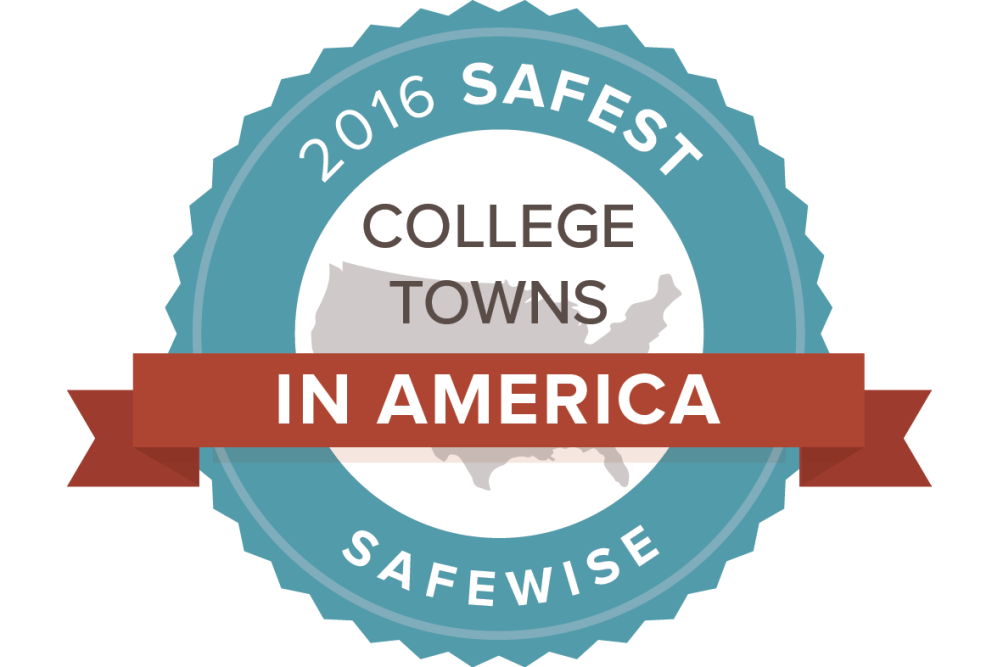 Charleston, Illinois second safest college town in the country, according to SafeWise